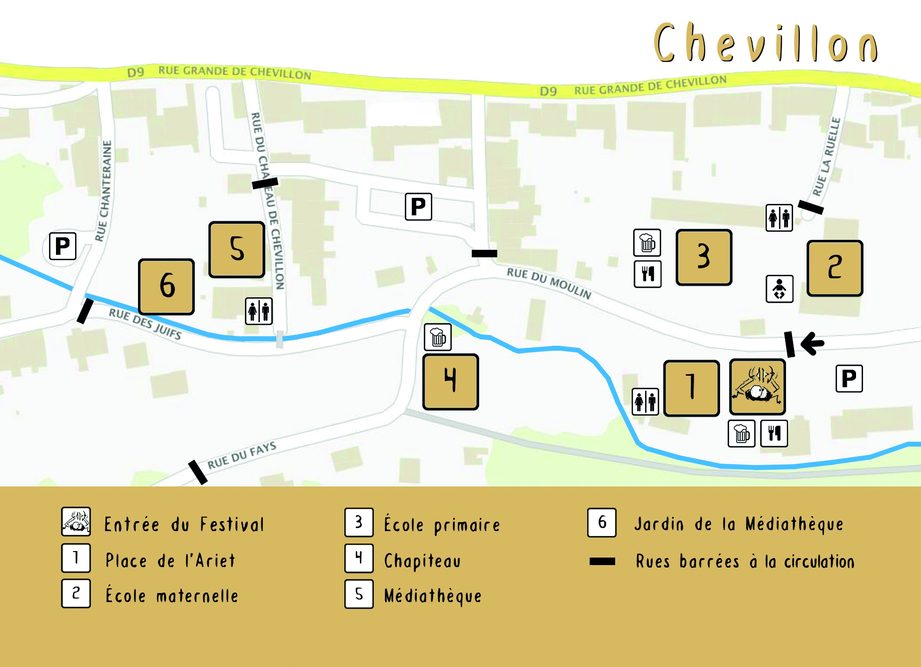 plan chevillon